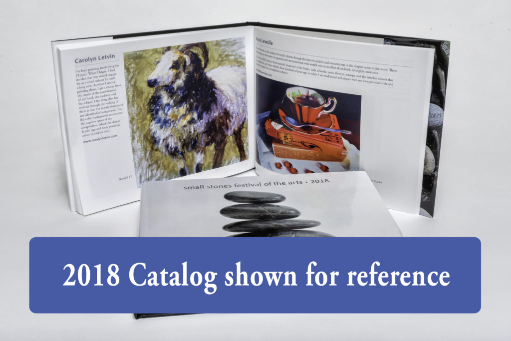 2018 Catalog as reference