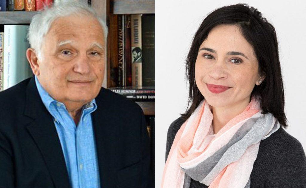 Nicholas Basbanes and Barbara Basbanes Richter